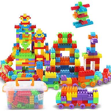 Lego Puzzle 3D Puzzle Jucării Logice & Puzzle Jucării Educaționale Alină Stresul 180pcs Noutate Unisex Cadou