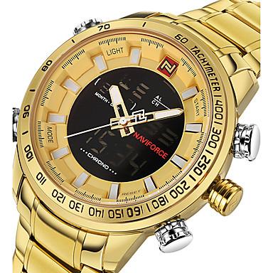 Herrn Armbanduhren für den Alltag Digitaluhr Sportuhr Militäruhr Kleideruhr Modeuhr Armbanduhr Armband-Uhr Japanisch Quartz digital