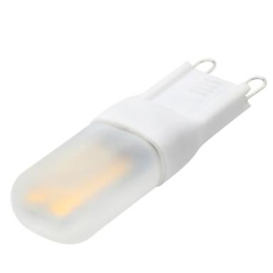 3W G9 أضواء LED Bi Pin T 20 الأضواء SMD 2835 أبيض دافئ أبيض كول 200-300lm 2800-3200/6000-6500K 220V