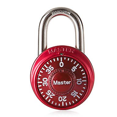 1530MCND Kennwort Vorhängeschloss Zinklegierung Passwort freischaltenforWerkzeugkasten Fitnessstudio Rollkoffer