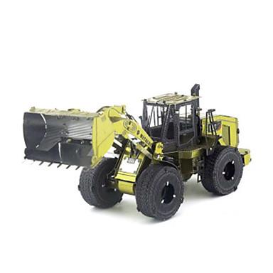 Spielzeug-Autos 3D - Puzzle Holzpuzzle Metallpuzzle LKW Heimwerken Chrom Metal Klassisch Baustellenfahrzeuge Kinder Jungen Unisex Geschenk