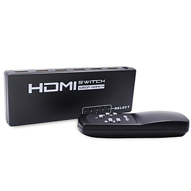 HDMI 1.4 Splitter, HDMI 1.4 to HDMI 1.4 Splitter Vrouwelijk - Vrouwelijk 1080P 2,5 Gbps