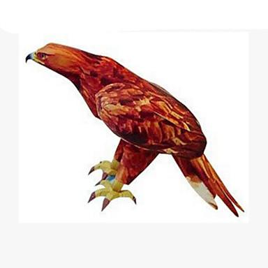 3D-puzzels Bouwplaat Speeltjes Rond Vierkant Vogel Eagle 3D Dieren DHZ Simulatie Niet gespecificeerd Stuks
