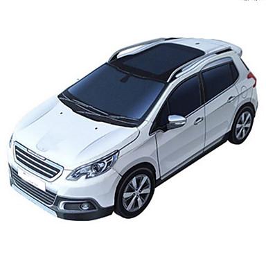 Jucării pentru mașini Puzzle 3D Modelul de hârtie SUV Jucarii Pătrat Reparații Hârtie Rigidă pentru Felicitări Ne Specificat Bucăți