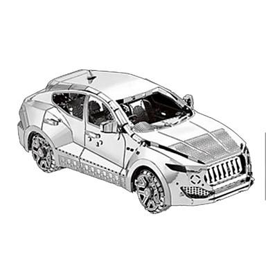 لعبة سيارات قطع تركيب3D تركيب معدني سيارة سفينة مدمر سفينة القراصنة 3D مواد تأثيث اصنع بنفسك كروم معدن كلاسيكي قرصان SUV للأطفال صبيان
