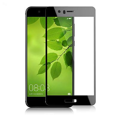 حامي الشاشة Huawei إلى Nova 2 Plus زجاج مقسي 1 قطعة حامي كامل للجسم ضد البصمات مقاومة الحك انفجار برهان 2.5Dحافة منعظفة 9Hقسوة (HD) دقة