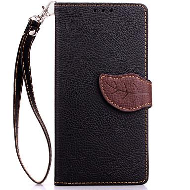 Koffer für Sony Xperia xz xa Fall Deckel Kartenhalter Brieftasche mit Standflake Ganzkörper-Gehäuse Einfarbig hartes PU-Leder für xperia x