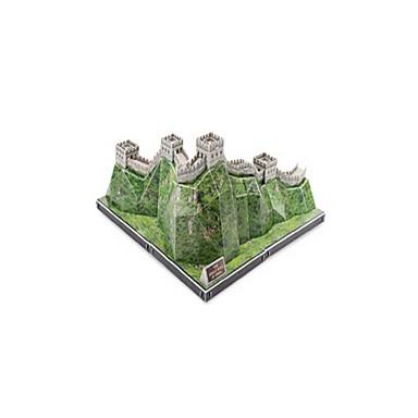 3D - Puzzle Holzpuzzle Berühmte Gebäude Chinesische Architektur Architektur 3D Einrichtungsartikel Hölzern Chinesischer Stil Unisex