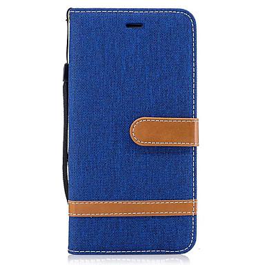 غطاء من أجل Samsung Galaxy S8 Plus S8 محفظة حامل البطاقات مع حامل قلب كامل الجسم لون الصلبة قاسي جلد اصطناعي إلى S8 S8 Plus S7 edge S7