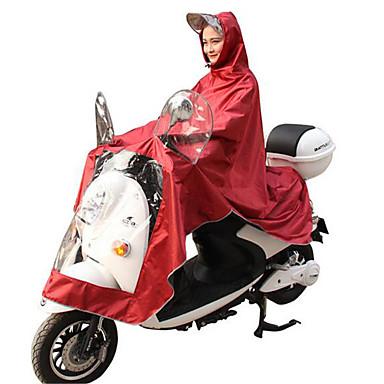معطف المطر PVC الجميع جميع الفصول دون رائحة عاكس وزن خفيف Ultra Slim خفيف جدا (UL) أحزمة الكلى للدراجات النارية