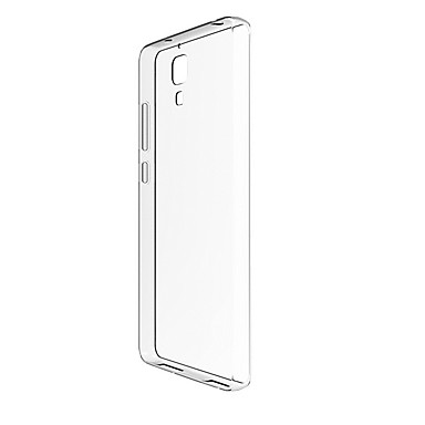Voor xiaomi mi 4 case cover transparante achterhoes case transparante soft tpu