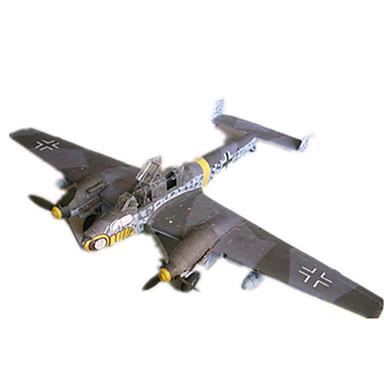 3D-puzzels Bouwplaat Speeltjes Vierkant Vliegtuig DHZ Hard Kaart Paper Niet gespecificeerd Stuks
