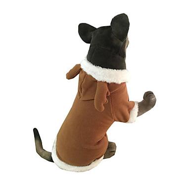 Hond kostuums Kerstmis Hondenkleding Kerstmis Kerstmis Kerstmis Kostuum Voor huisdieren