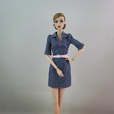Voor Barbiepop Voor voor meisjes Speelgoedpop