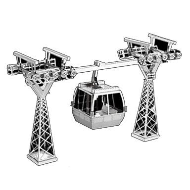 Puzzle 3D Puzzle Metal Jucarii Altele 3D Articole de mobilier MetalPistol Ne Specificat Bucăți