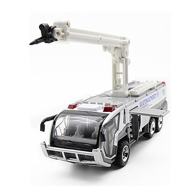 Speelgoedauto's Modelauto Brandweerwagen Speeltjes Simulatie Speeltjes Metaallegering Stuks Unisex Jongens Geschenk