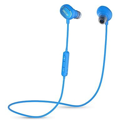 QY89 لاسلكي Headphones ديناميكي بلاستيك الهاتف المحمول سماعة عزل الضوضاء ستيريو مع ميكريفون مع التحكم في مستوى الصوت سماعة