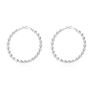 Dames Oorbel SieradenBasisontwerp Uniek ontwerp Tatoeagestijl Meetkundig Cirkel Vriendschap Turks Luxe Sieraden Opvallende sieraden