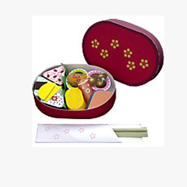 قطع تركيب3D ألعاب الطعام أشغال الورق ألعاب مربع مأكولات آمن للطفل نابض بالحياة بلاستيك ورق صلب للجنسين قطع