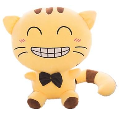 Plüschtiere Spielzeuge Katze Baumwolle Unisex Teen Stücke