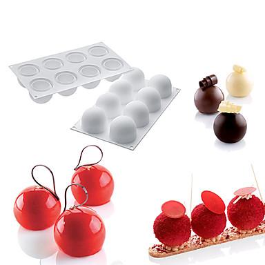 Bakvormen gereedschappen silica Gel Baking Tool Dagelijks gebruik Cake Moulds