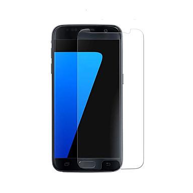 Screenprotector Samsung Galaxy voor S7 Gehard Glas 1 stuks Voorkant screenprotector 2.5D gebogen rand 9H-hardheid High-Definition (HD)