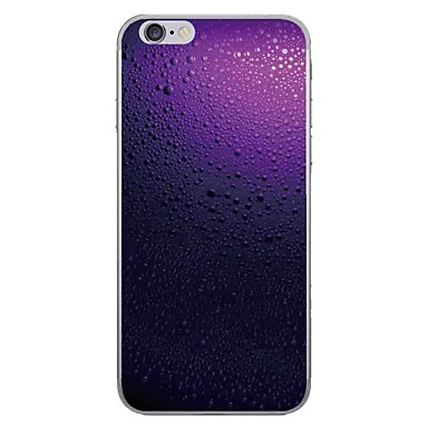hoesje Voor Apple iPhone 7 Plus iPhone 7 Patroon Achterkant Kleurgradatie Zacht TPU voor iPhone 7 Plus iPhone 7 iPhone 6s Plus iPhone 6s