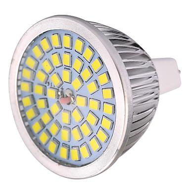 ywxlight® 7w mr16 condus lumina reflectoarelor mr16 48 smd 2835 600-700 lm cald alb rece alb natural alb decorativ ac / dc 12