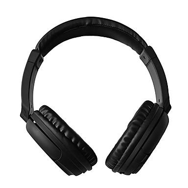 Χαμηλού Κόστους Ακουστικά για παιχνίδια-KST-900 Κεφαλόδεσμος Ασύρματη Ακουστικά Κεφαλής υβρίδιο Πλαστική ύλη Κινητό Τηλέφωνο Ακουστικά Εργονομική άνεση-προσαρμογή / Με Έλεγχος