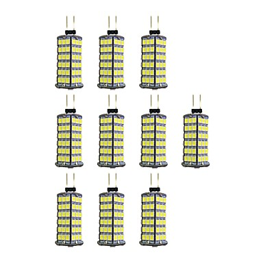 4W G4 Becuri LED Bi-pin 120 led-uri SMD 2835 Alb Cald Alb 320lm 3000-3500/6000-6500K DC 12V