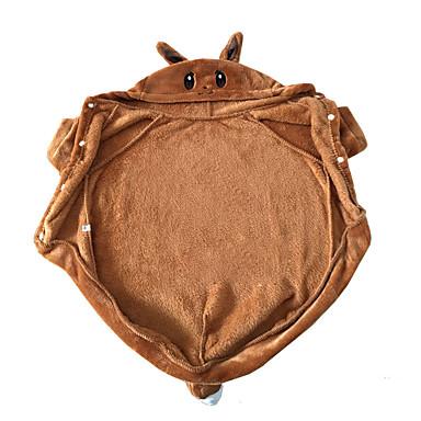 Câine Costume Îmbrăcăminte Câini Cosplay Desene Animate Maro