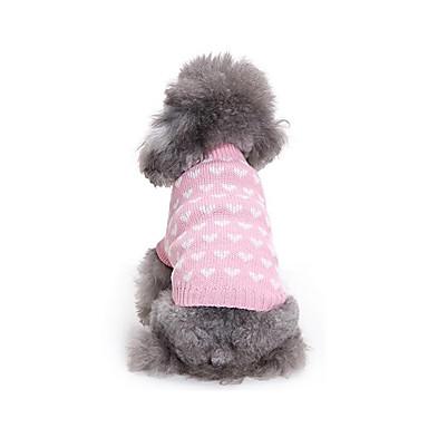 Hond Truien Hondenkleding Casual/Dagelijks Sport Harten