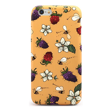 Maska Pentru Apple iPhone 7 Plus iPhone 7 Ultra subțire Model Capac Spate Floare Fruct Animal Moale TPU pentru iPhone 7 Plus iPhone 7