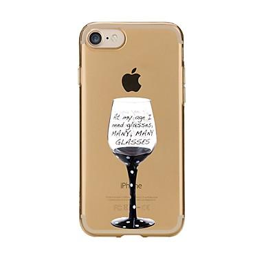 Maska Pentru iPhone 7 Plus iPhone 7 iPhone 6s Plus iPhone 6 Plus iPhone 6s iPhone 6 iPhone 5 iPhone 5C iPhone 4/4S Apple Model Capac Spate