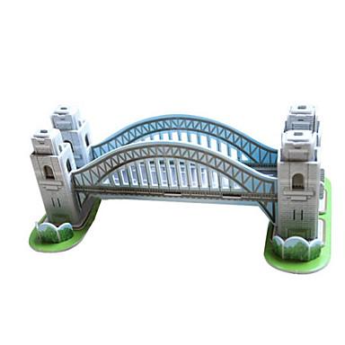 3D - Puzzle Holzpuzzle Papiermodel Bildungsspielsachen Spielzeuge Architektur 3D Tiere Hartkartonpapier Unisex Stücke