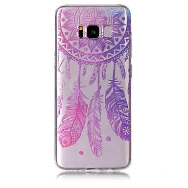 hoesje Voor Samsung Galaxy S8 Plus S8 Patroon Achterkant Dromenvanger Zacht TPU voor S8 Plus S8 S7 edge S7 S6 edge S6