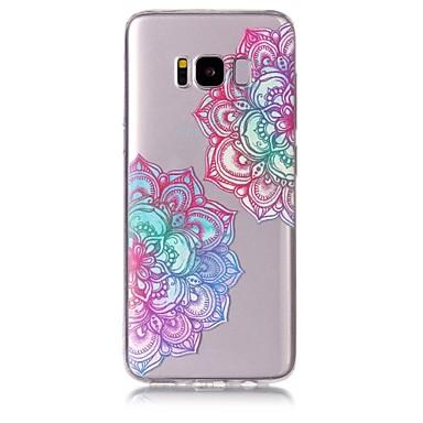 غطاء من أجل Samsung Galaxy S8 Plus S8 نموذج غطاء خلفي ماندالا نمط ناعم TPU إلى S8 S8 Plus S7 edge S7 S6 edge S6