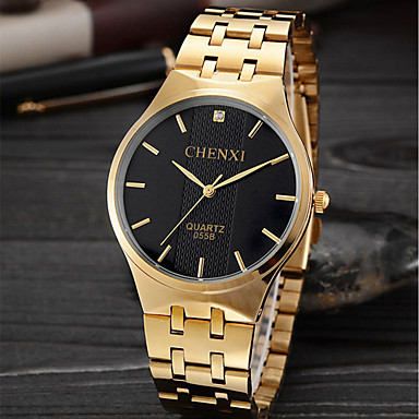 Herrn Sportuhr Militäruhr Kleideruhr Modeuhr Armbanduhr Einzigartige kreative Uhr Armbanduhren für den Alltag Japanisch Quartz Wasserdicht