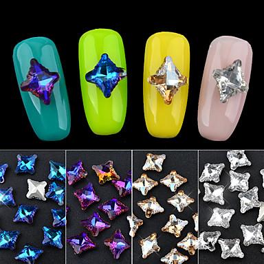 10 Other Modă Accent/Decorativ Calitate superioară Cristale/ Strasuri Zilnic Nail Art Design