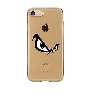 Maska Pentru Apple iPhone 7 Plus iPhone 7 Model Capac Spate Desene Animate Moale TPU pentru iPhone 7 Plus iPhone 7 iPhone 6s Plus iPhone