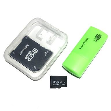 billige Hukommelseskort-Ants 4GB hukommelseskort Class6 AntW7-4