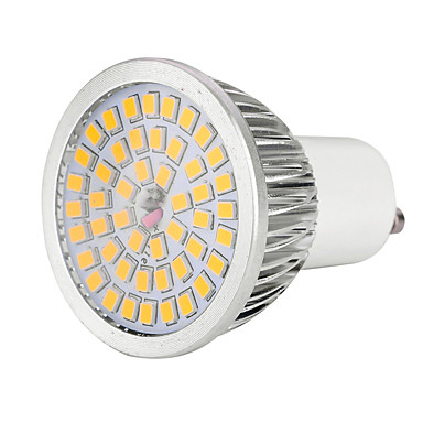 YWXLIGHT® 7W 600-700 lm GU10 Spoturi LED 48 led-uri SMD 2835 Decorativ Alb Cald Alb Rece Alb Natural AC85-265