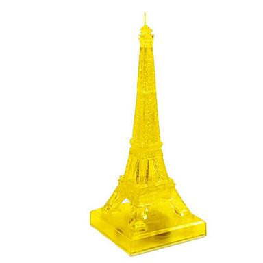 3D - Puzzle Holzpuzzle Kristallpuzzle Spielzeuge Hunde Turm Pferd Architektur Bär 3D Kunststoff Unisex Stücke