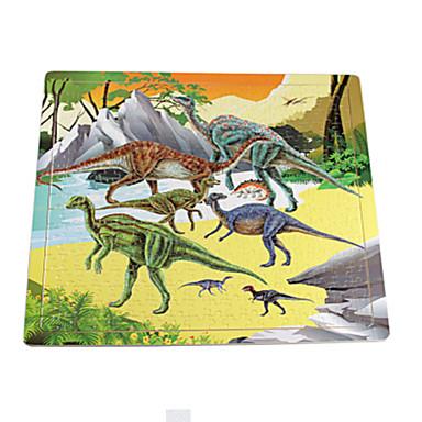تركيب تركيب خشبي ألعاب ديناصور Other خشب للجنسين قطع