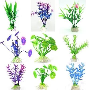 Aquarium Decoratie waterplanten