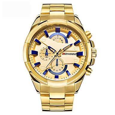 Herrn Armbanduhr Armband-Uhr Einzigartige kreative Uhr Armbanduhren für den Alltag Sportuhr Militäruhr Kleideruhr Modeuhr Japanisch Quartz