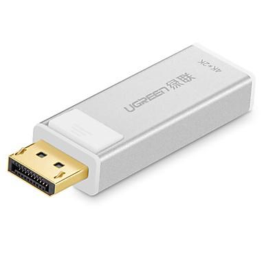 UGREEN DisplayPort Adapter, DisplayPort to HDMI 2.0 Adapter Mannelijk - Vrouwelijk 4K*2K