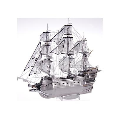 Metallpuzzle Spielzeuge Schiff 3D Heimwerken Aleación keine Angaben Stücke