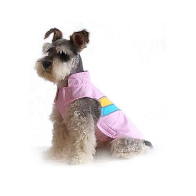 Hund Weste Hundekleidung Lässig/Alltäglich Einfarbig Gelb Fuchsia Rot Rosa Kostüm Für Haustiere