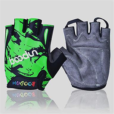 BOODUN/SIDEBIKE® Activități/ Mănuși de sport Mănuși pentru ciclism Purtabil Respirabil Protector Fără Degete Lycra Ciclism / Bicicletă de